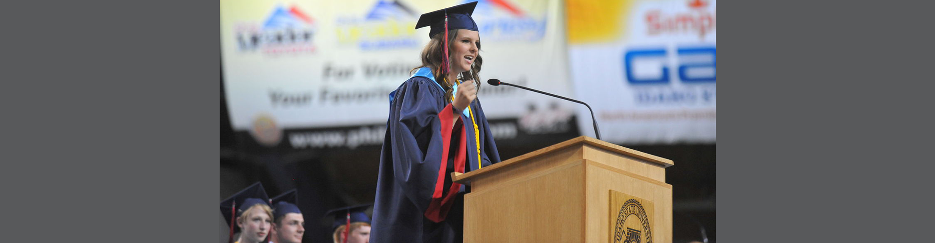 Pocatello High School graduation speaker 2015-2016