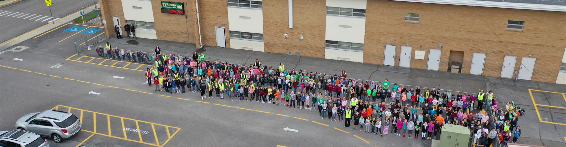 Syringa Elementary-School Safety