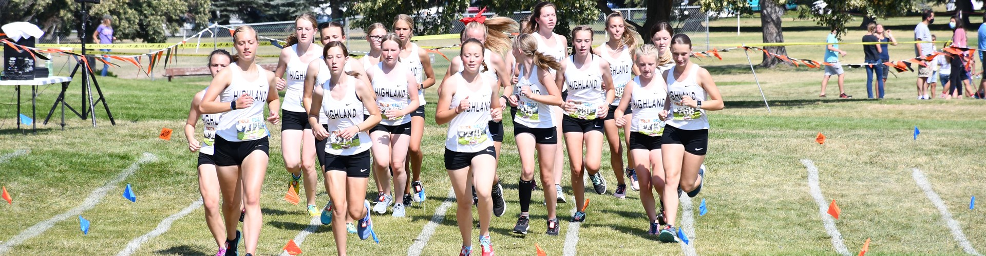 Cross Country women