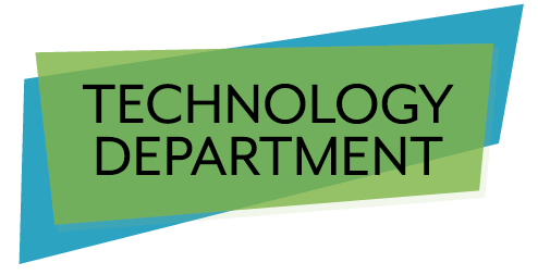 Logo for Technology Department